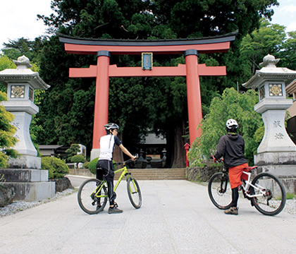 Mt. Fuji Cycle Tours