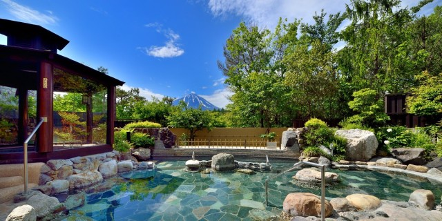 Fuji-Hot-Spring